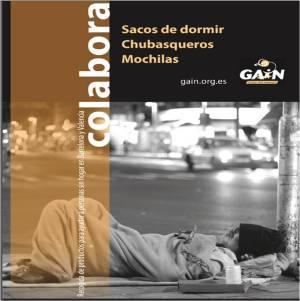 GAiN - Cartel Campaña 2013
