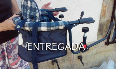Trona portátil ENTREGADA