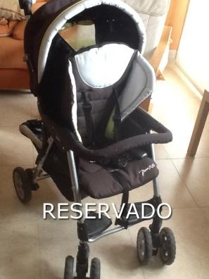 cARRO CAPOTA CHICCO RESERVADO