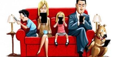 Adicción digital en la familia