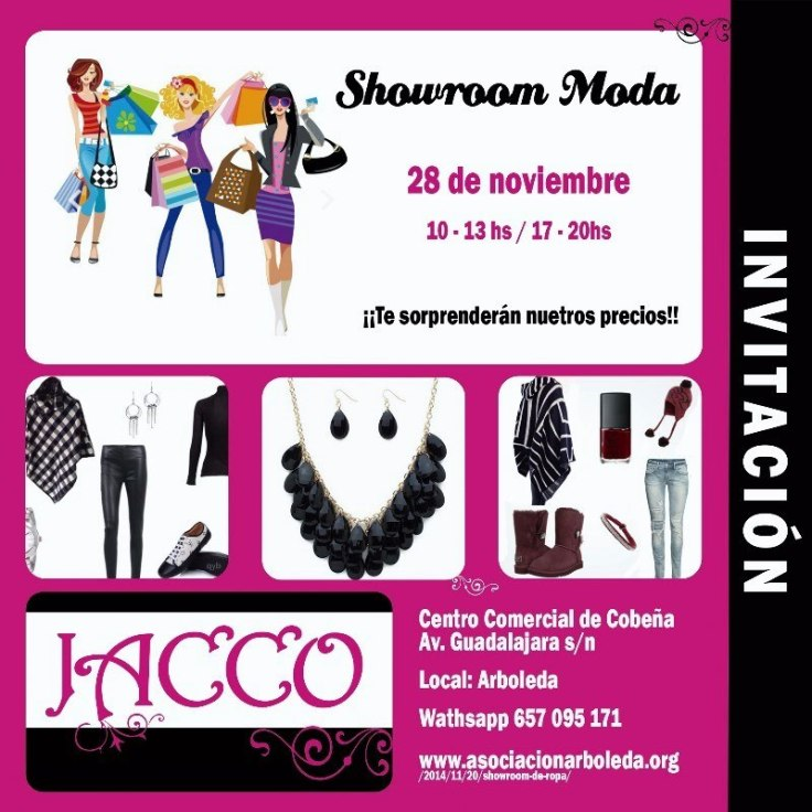 Showroom de ropa